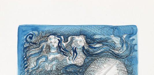 Enrico  Baj e il Paradiso Perduto di John Milton