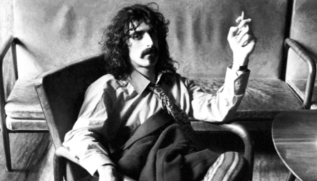 Frank Zappa – The thinker