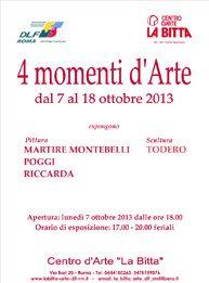 4 momenti d'Arte