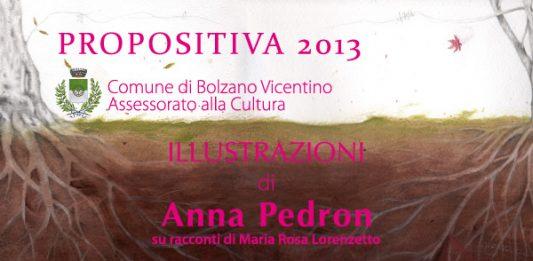 Anna Pedron – Propositiva 2013