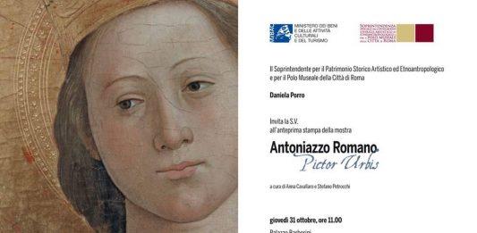 Antoniazzo Romano – Pictor Urbis
