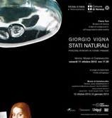 Giorgio Vigna – Stati Naturali