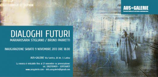 Maria Rosaria Stigliano / Bruno Parretti – Dialoghi Futuri