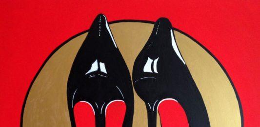 Odette Lafrance – Pop Art a Go Go