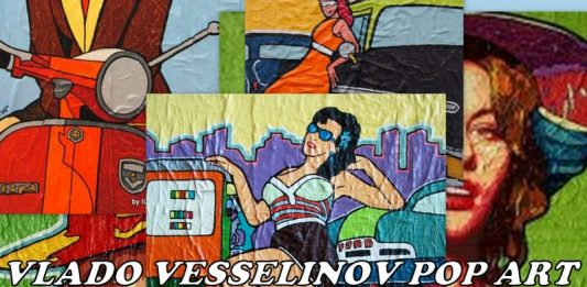Vlado Vesselinov – Pop Art