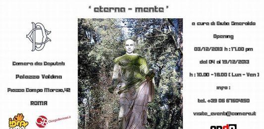 Alberto Magrin – Eterna-mente