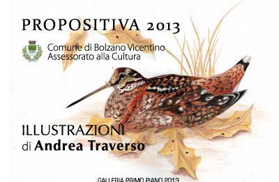 Andrea Traverso – Propositiva 2013