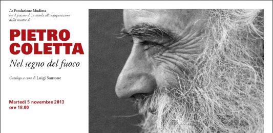 Pietro Coletta – Nel segno del fuoco