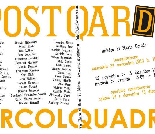 PostQards   50 artisti e 250 opere