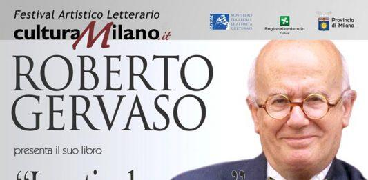Salvo Nugnes presenta il giornalista e scrittore Roberto Gervaso