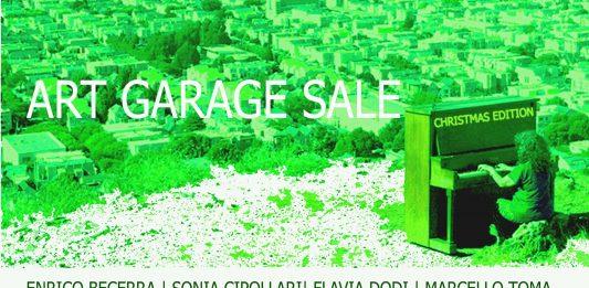Art Garage Sale