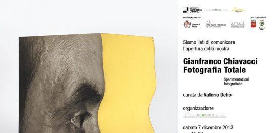 Gianfranco Chiavacci – Fotografia totale