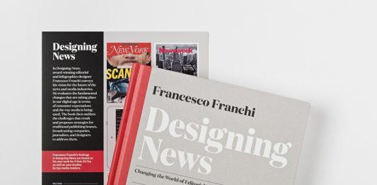 """Presentazione del volume """"Designing News"""" di Francesco Franchi"""