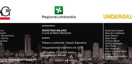 Shooting Milano