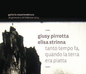 Elisa Strinna / Giusy Pirrotta – Tanto tempo fa, quando la terra era piatta