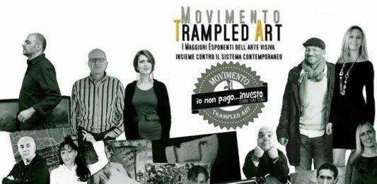 Giorgio Grasso presenta il Movimento Trampled Art