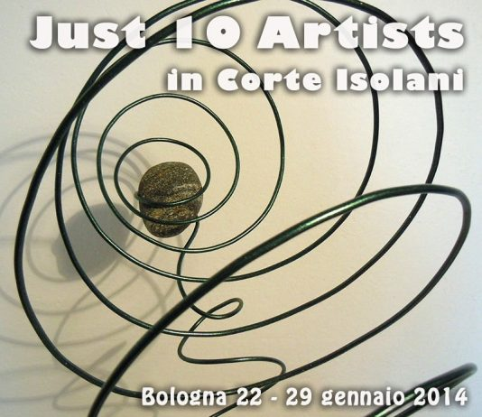 Just 10 Artists in Corte Isolani