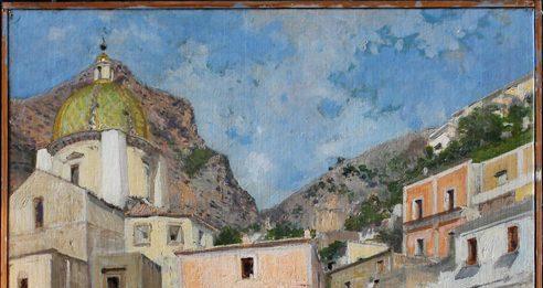 Mostra di pittori dell'ottocento napoletano