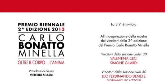 Mostra vincitori premio Carlo Bonatto Minella