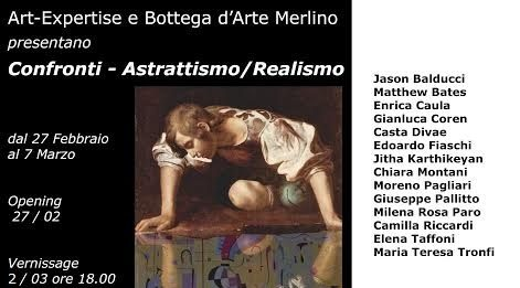 Confronti: astrattismo-realismo