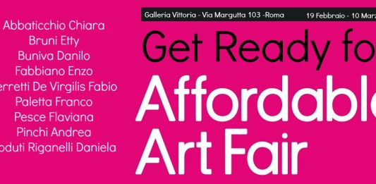 Get Ready for Affordable Art Fair