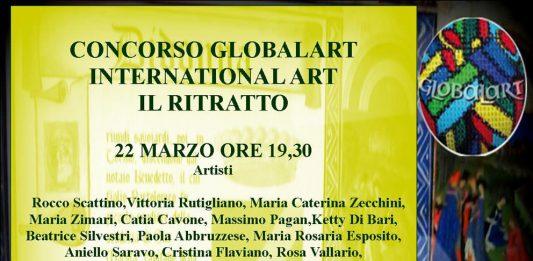 Concorso Globalart International Art Il Ritratto