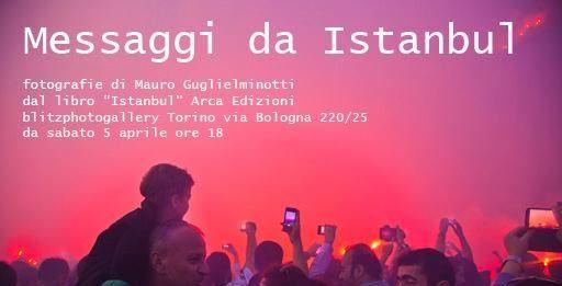 Mauro Guglielminotti – Messaggi da Istambul