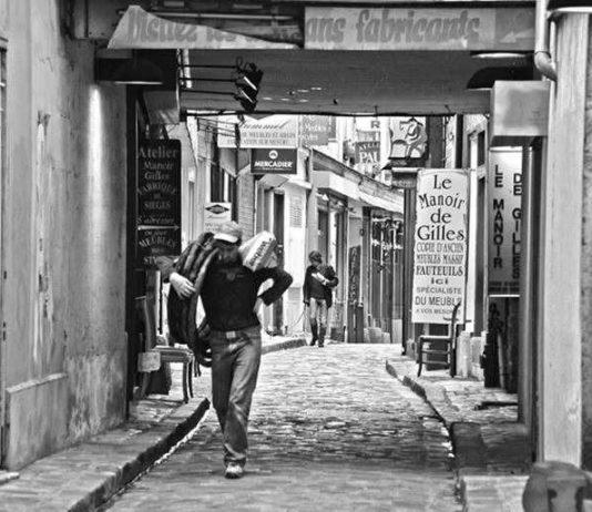 Rita A. Dollmann – Parigi in bianco e nero