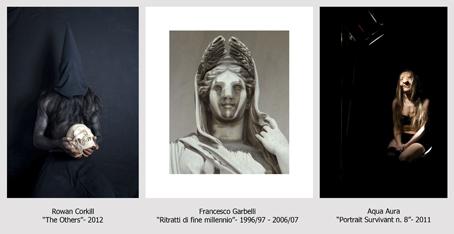 Aqua Aura / Francesco Garbelli / Rowand D.G. Corkill – ANTIRITRATTO
