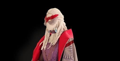 Bozzetti figurini maquettes.                                    Personaggi e spazio scenico di Un ballo in maschera e La traviata.