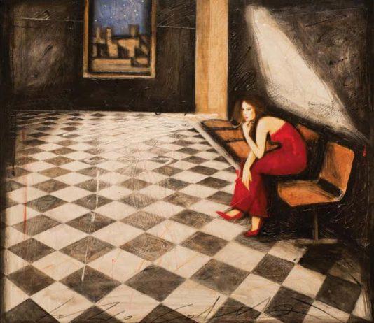 Fabio Calvetti – The world in one room / Il  mondo in una stanza
