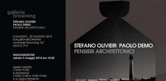 Stefano Olivieri / Paolo Demo – Pensieri Architettonici