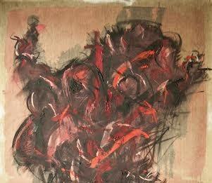Un filo di ferro. L'arte di Mario Martinelli tra pittura e scultura