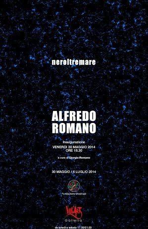 Alfredo Romano – Neroltremare