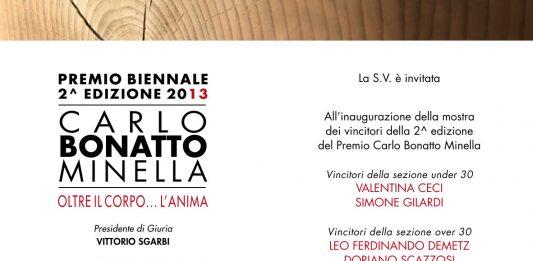 Areacreativa42 e Riva1920. III Tappa del Premio Carlo Bonatto Minella