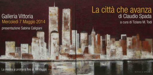 Claudio Spada – La città che avanza