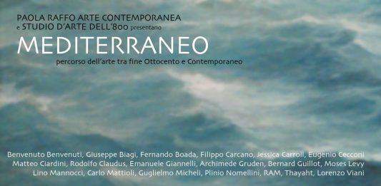 Mediterraneo. Percorso dell'arte tra fine Ottocento e Contemporaneo