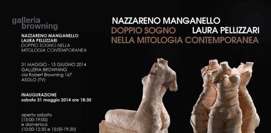Nazzareno Manganello / Laura Pellizzari –  Doppio sogno nella mitologia contemporanea