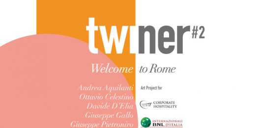 Twiner#2 welcome to Rome