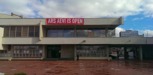 Ars Aevi in progress