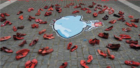 Femminicidio – Tagli da un'unica inquadratura