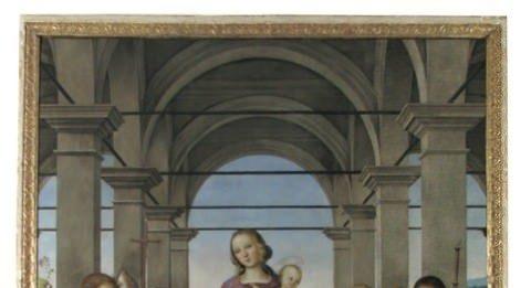 La Grazia e la Luce. La pala di Senigallia del Perugino. Armonie e discordanze nella pittura marchigiana di fine Quattrocento