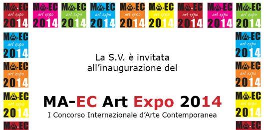 MA-EC Art Expo I Concorso Internazionale d'Arte Contemporanea