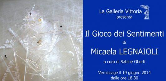 Micaela Legnaioli – Il gioco dei sentimenti