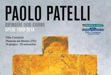 Paolo  Patelli – Dipingere ogni giorno OPERE 1960-2014