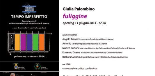 Tempo Imperfetto#2 – FULIGGINE / Giulia Palombino