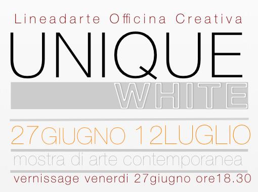 Unique/White