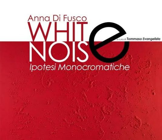 Anna DI Fusco – White noise. Ipotesi monocromatiche