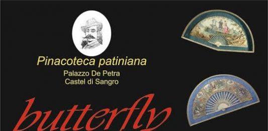 Butterfly. Ventagli tra '800 e '900 della collezione Bennati De Dominicis del Museo Nazionale d'Abruzzo