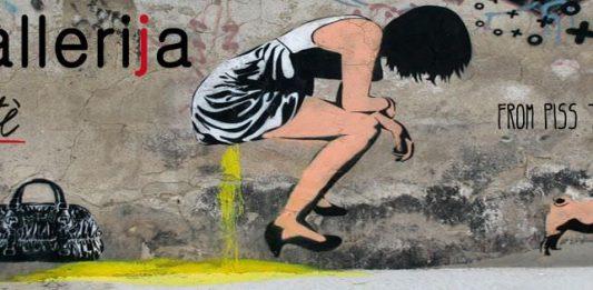 """Da vico del """"piscio"""" a Gallerija all'aperto: la città che cambia"""